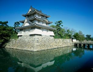 高松城の写真素材 [FYI03943195]