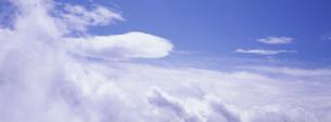 雲の写真素材 [FYI03943281]