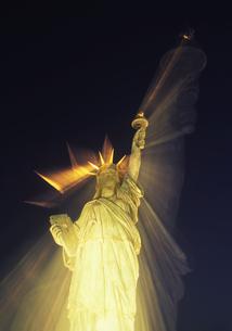 お台場の女神像の写真素材 [FYI03943659]