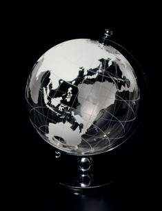 地球儀の写真素材 [FYI03944314]