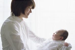 母子の写真素材 [FYI03944594]