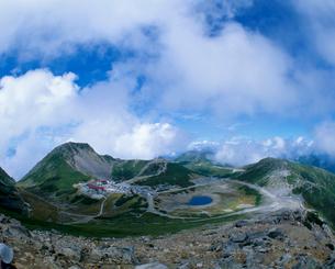 乗鞍岳の写真素材 [FYI03945033]