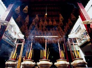 ティエンハウ廟の写真素材 [FYI03945070]