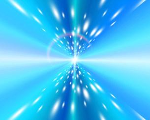 光のイメージのイラスト素材 [FYI03945103]