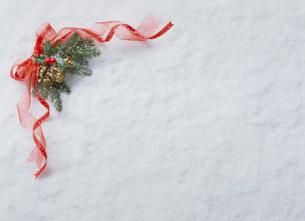 クリスマスの飾りの写真素材 [FYI03945258]