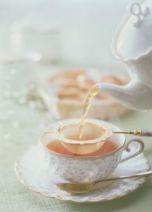 いれたての紅茶の写真素材 [FYI03945330]
