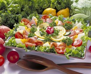 野菜サラダの写真素材 [FYI03945411]