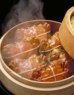 中華料理 上海がにの写真素材 [FYI03945947]