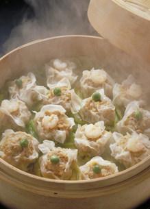 中華料理 しゅうまいの写真素材 [FYI03945949]