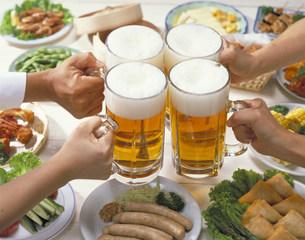 ビールの写真素材 [FYI03946217]