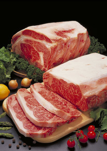 牛肉の写真素材 [FYI03946226]