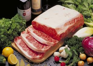 牛肉の写真素材 [FYI03946227]