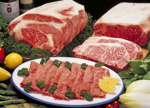 牛肉の写真素材 [FYI03946228]