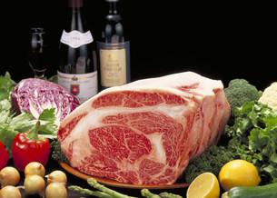 牛肉の写真素材 [FYI03946230]