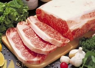 牛肉の写真素材 [FYI03946234]