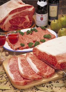 牛肉の写真素材 [FYI03946235]