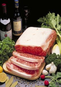 牛肉の写真素材 [FYI03946236]
