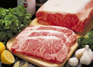 牛肉の写真素材 [FYI03946242]