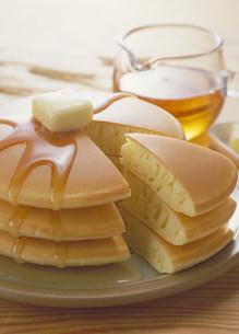 ホットケーキの写真素材 [FYI03946270]