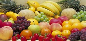 果物の集合の写真素材 [FYI03946415]