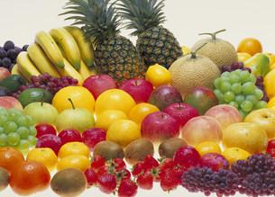 果物の集合の写真素材 [FYI03946420]