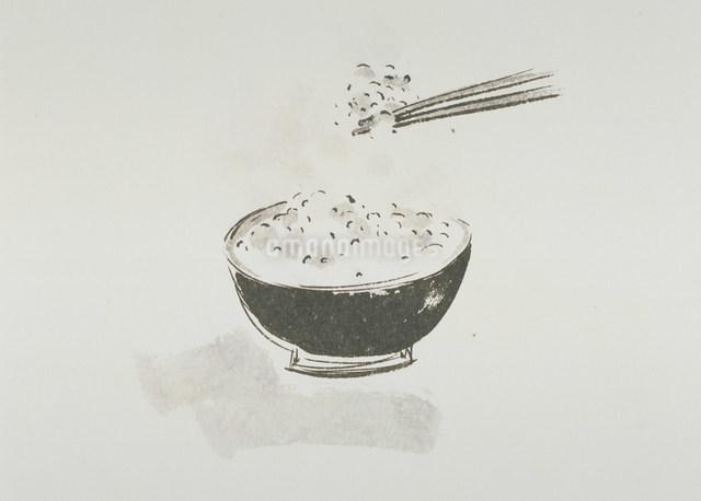 イラスト  ご飯のイラスト素材 [FYI03946574]