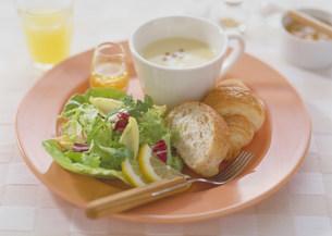 朝食の写真素材 [FYI03946887]