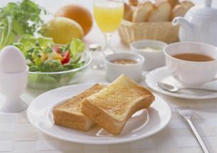 朝食の写真素材 [FYI03946891]