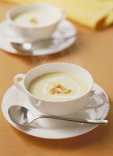 コーンスープの写真素材 [FYI03946893]