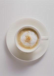 コーヒー(カフェ・ラ・テ)の写真素材 [FYI03946927]