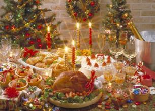クリスマスの写真素材 [FYI03946929]