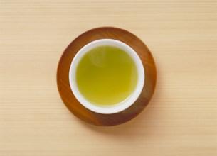 日本茶の写真素材 [FYI03946941]
