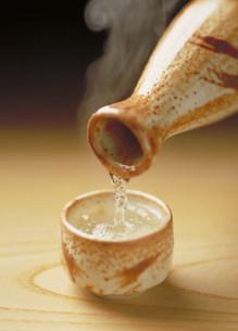 日本酒の写真素材 [FYI03946952]
