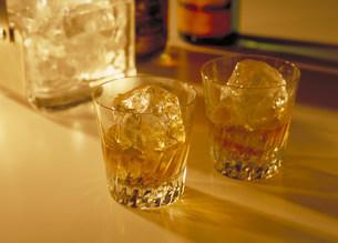 ウイスキーの写真素材 [FYI03946962]