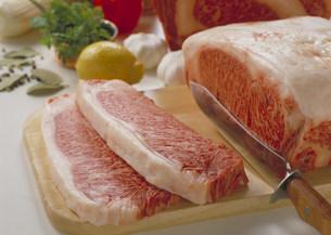 牛肉の写真素材 [FYI03947079]