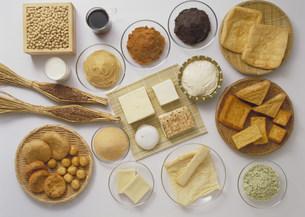 大豆製品の写真素材 [FYI03947152]