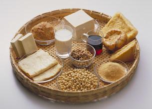 大豆製品の写真素材 [FYI03947164]