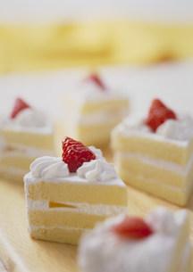 ショートケーキの写真素材 [FYI03947232]