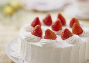 ケーキの写真素材 [FYI03947233]