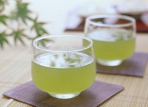 緑茶の写真素材 [FYI03947491]