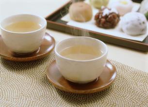 ほうじ茶の写真素材 [FYI03947495]