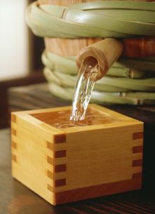 日本酒の写真素材 [FYI03947511]