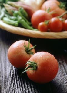 トマトの写真素材 [FYI03947560]