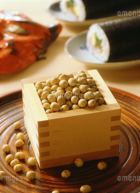 節分の豆の写真素材 [FYI03947578]
