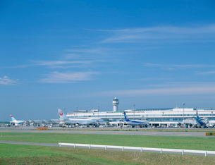 新千歳空港の写真素材 [FYI03947629]