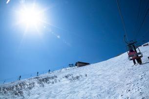 スキー場の写真素材 [FYI03948362]