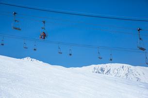 スキー場の写真素材 [FYI03948374]