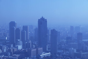 高層ビルの写真素材 [FYI03948986]