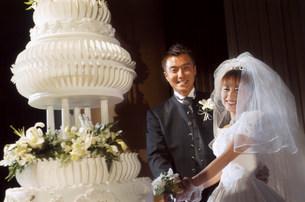 結婚式のイメージの写真素材 [FYI03948992]