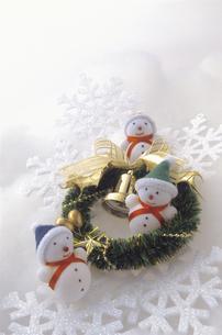 クリスマスイメージの写真素材 [FYI03950250]